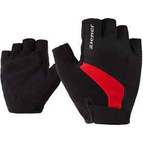 Ziener Crido Bike Gloves Men, czerwony